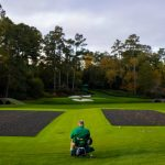 What Azaleas? Bryson DeChambeau Game in Full Bloom at November Masters