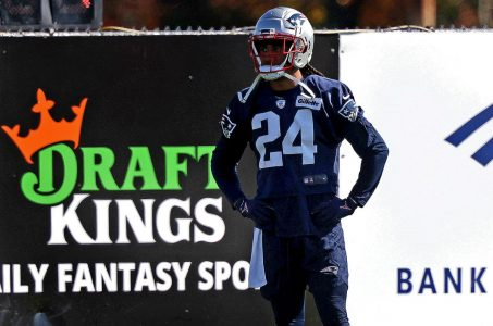 Massachusetts sports betting Patriots DraftKings