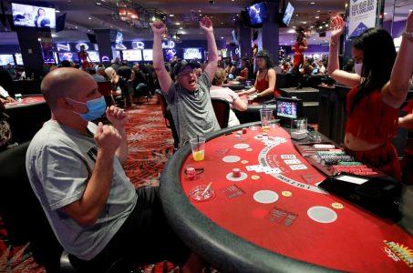 casino revenue gross gaming revenue AGA