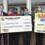 Wisconsin Man Claims $120M Mega Millions Jackpot, Immediately Quits Job