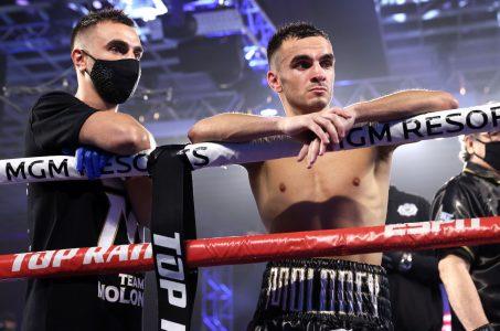 Vegas fight controversy