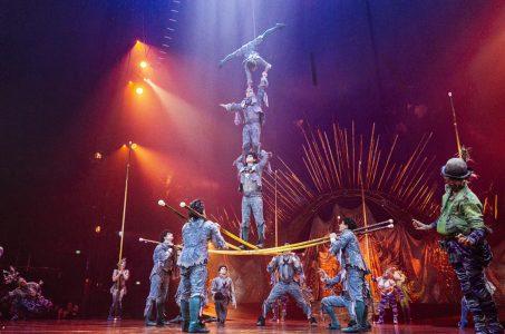 Cirque du Soleil Las Vegas show