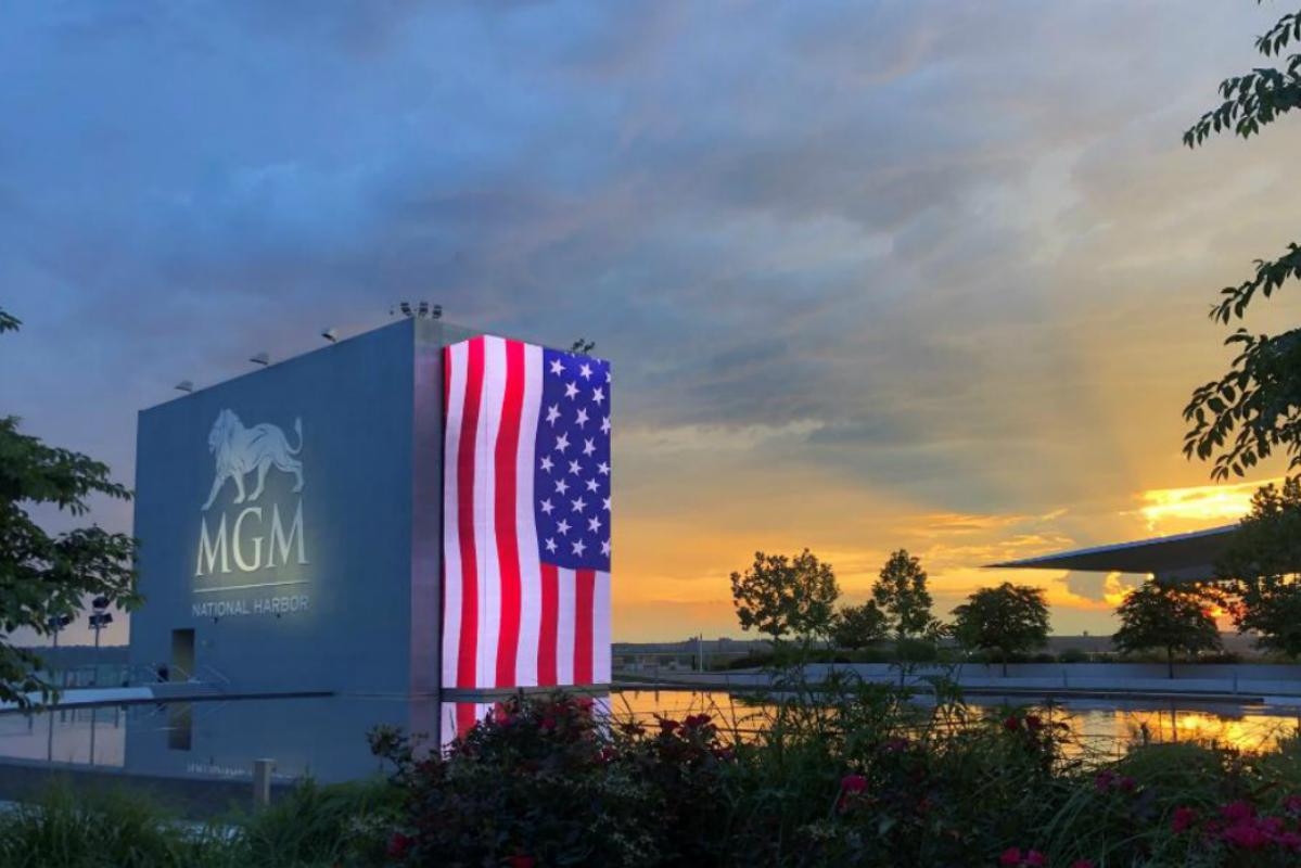 casinos Ohio Maryland GGR MGM National Harbor