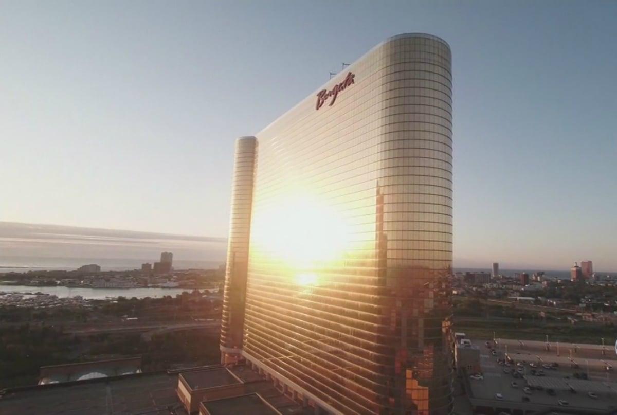 Atlantic City casinos profits Borgata
