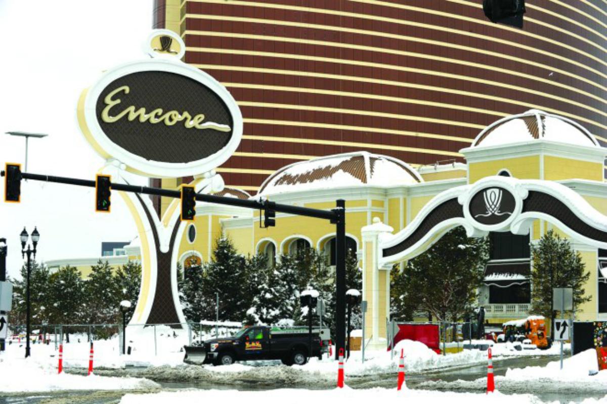 Encore Boston Massachusetts casinos