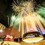 Plaza Casino Plans New Year's Eve Fireworks Show in Las Vegas