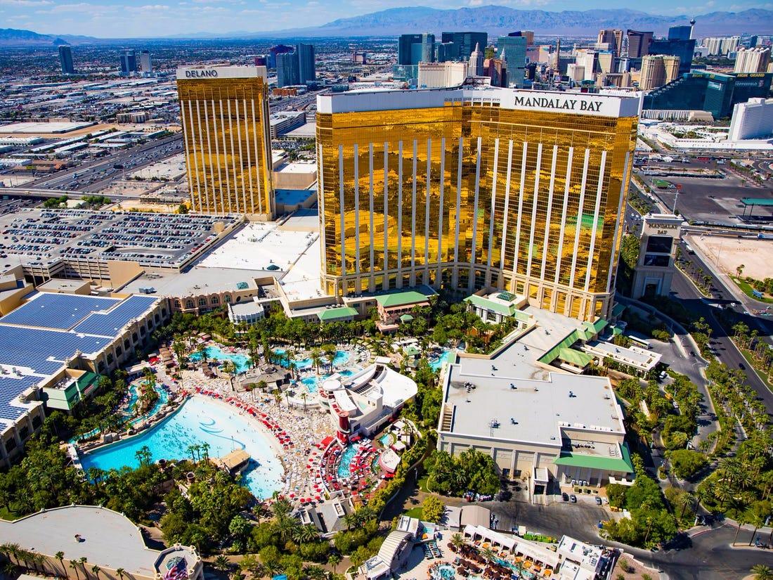 Mandalay Bay Mirage Latest Las Vegas Hotels To Close Midweek As Airport Travel Remains Sluggish Casino Org Mandalay Bay Mirage Latest Las Vegas Hotels To Close Midweek As Airport Travel Remains Sluggish