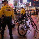 Las Vegas Strip Tourists Should See Many Metro Police on Thanksgiving Patrol