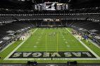 Clark County Las Vegas Allegiant Stadium