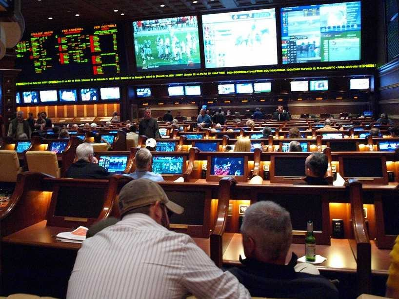 Sports betting in louisiana peer review inside bitcoins the future of virtual currency market