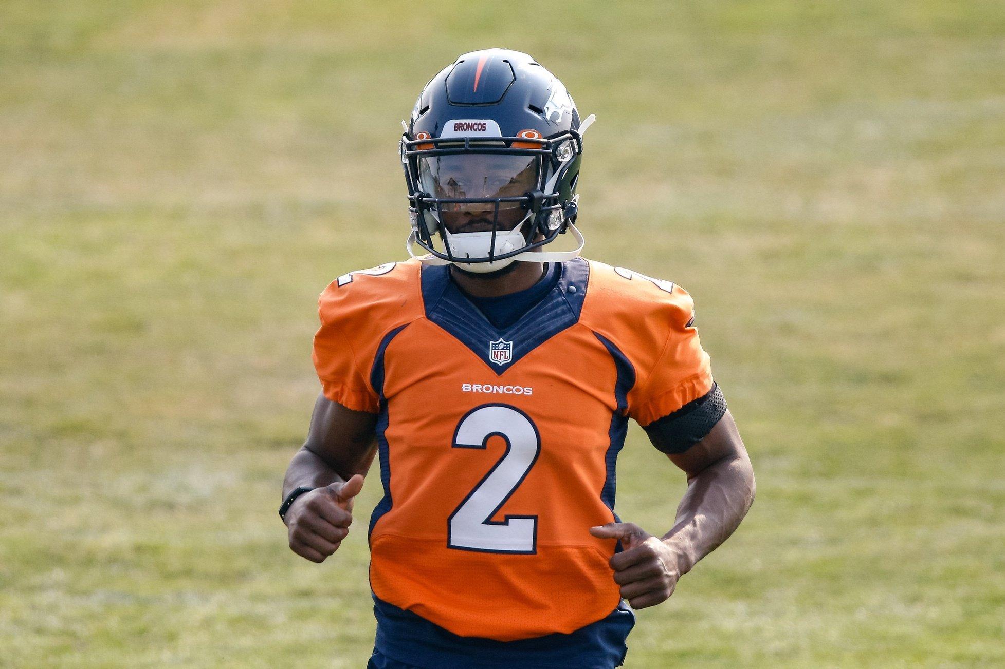 Kendall Hinton Denver Broncos