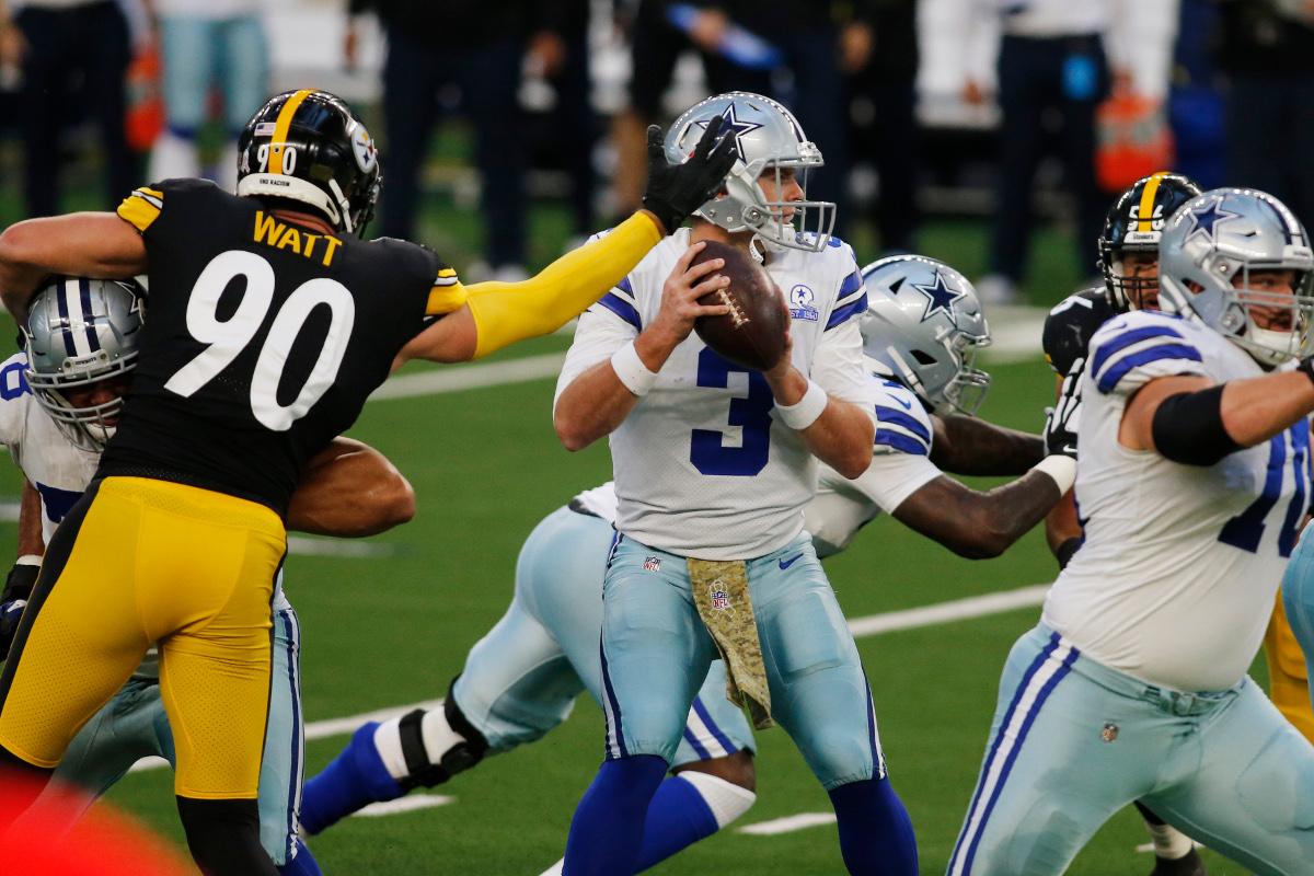 Dallas Cowboys QB Garrett Gilbert