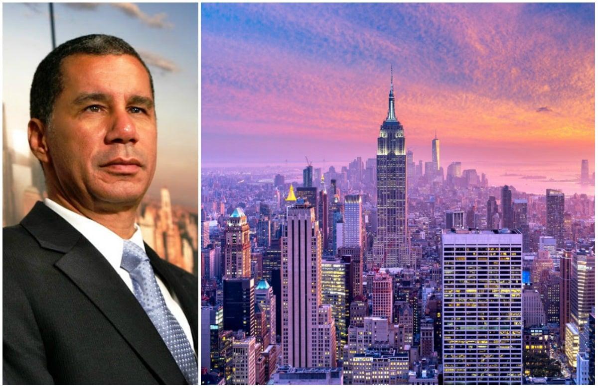 New York casino Manhattan David Paterson