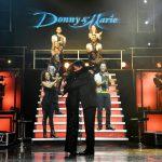 Donny Osmond, Minus Marie, Returns to Las Vegas Strip