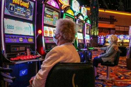 Rhode Island casino lottery gambling