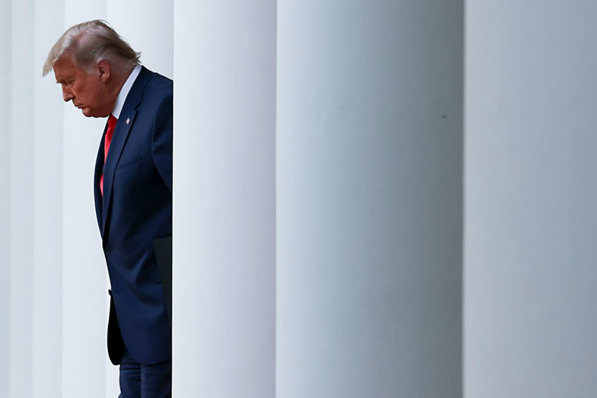 Trump Biden election odds