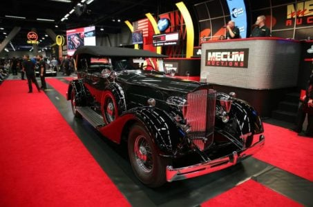 Las Vegas Convention Mecum Auctions