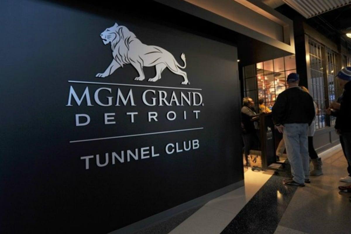 Michigan online mobile sports betting Detroit