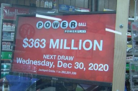 Powerball Mega Millions lottery jackpot