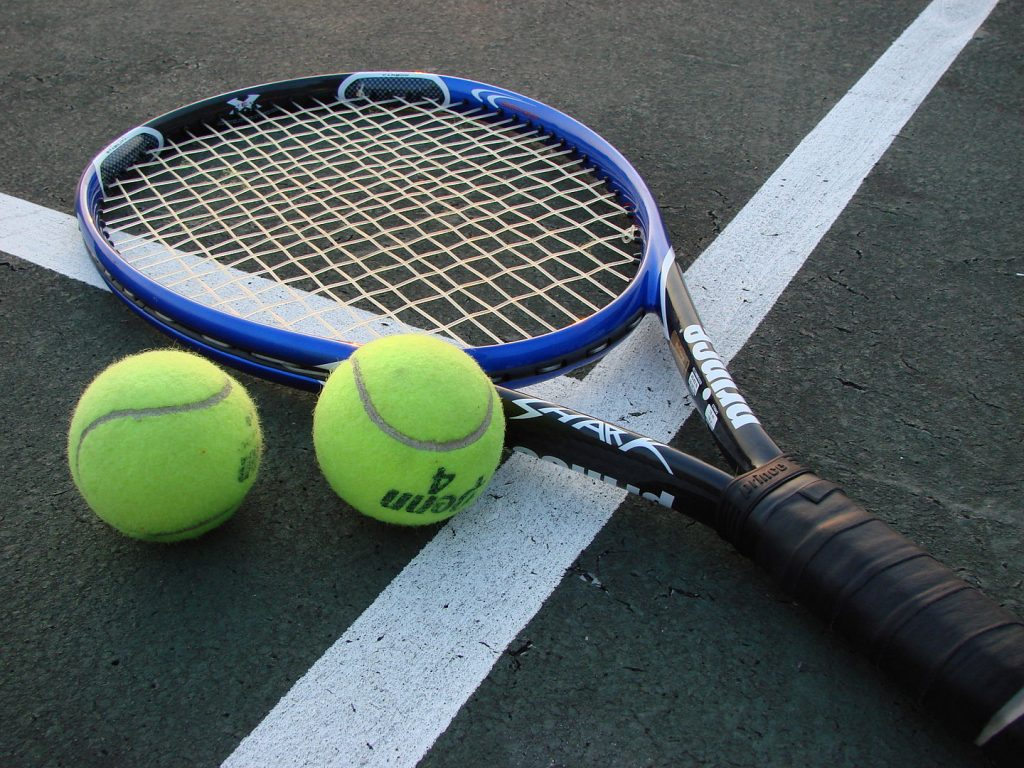 Tennis match fixing