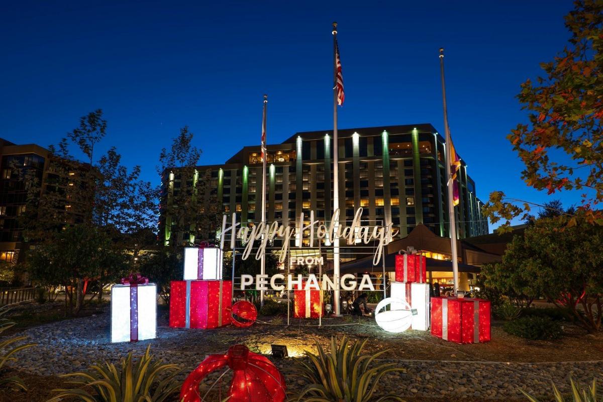 Pechanga Resort Casino New Year's Eve