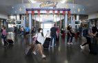 TSA airport travel Las Vegas casino