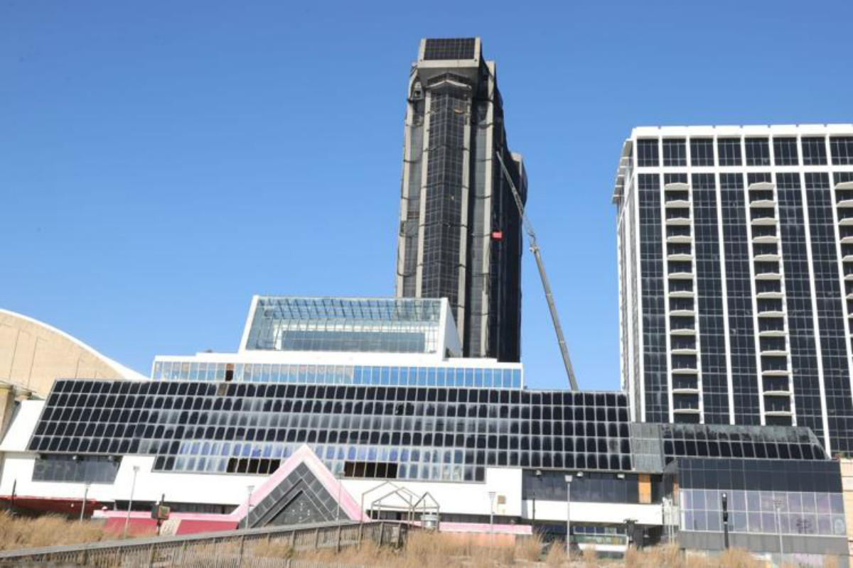 Atlantic City casino Trump Plaza auction