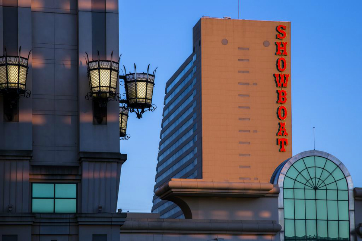 Showboat Atlantic City casino resort