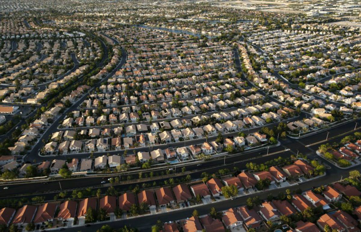 Nevada population Las Vegas
