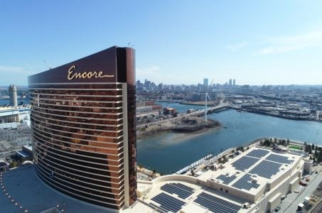 Encore Boston Harbor Massachusetts casino