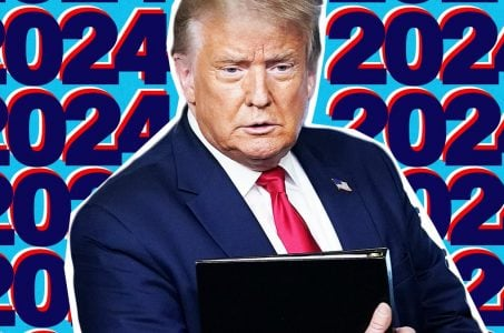 Donald Trump 2020 odds political betting