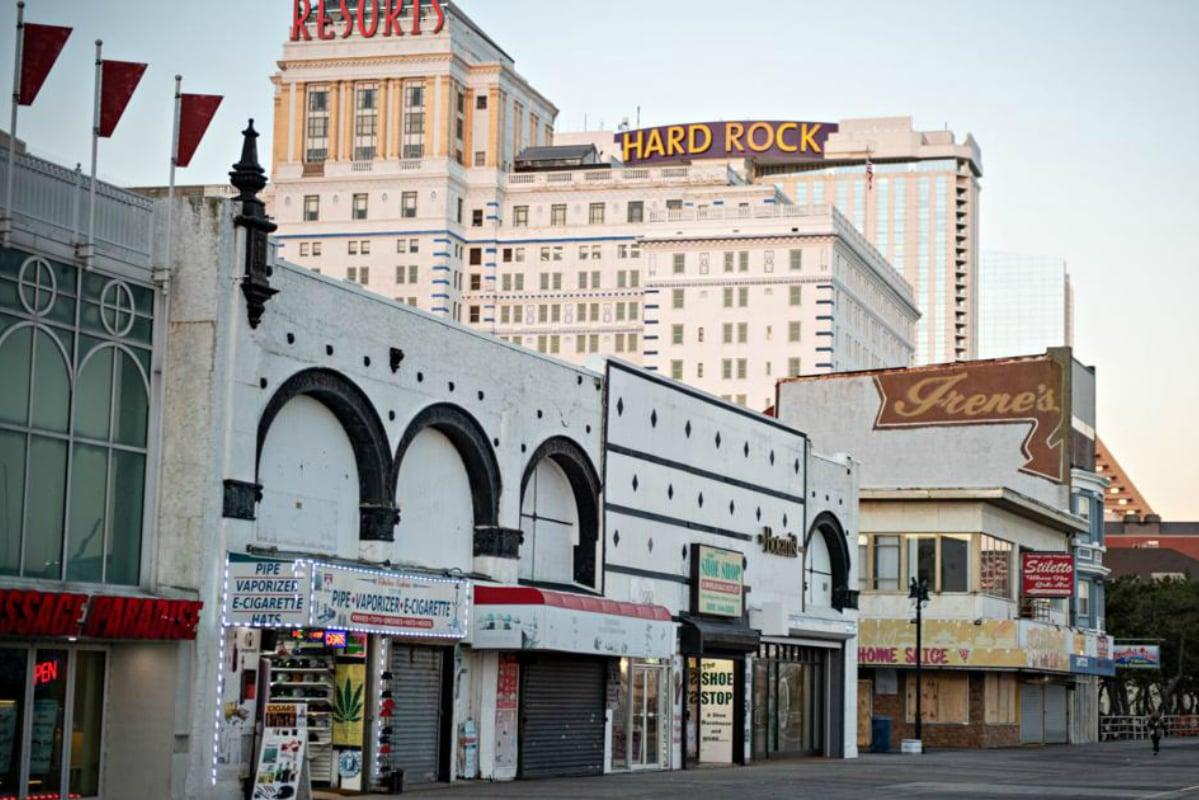 New Jersey sports betting Atlantic City