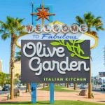 $3.75M Olive Garden on Las Vegas Strip to Welcome Guests in 2021