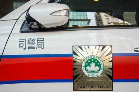 Macau online casino gambling China