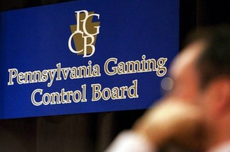 online gambling Pennsylvania casino revenue