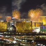Las Vegas Police on High Alert for New Year's Eve Despite Smaller Crowds
