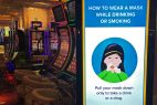 perjudian pandemi COVID-19 game online
