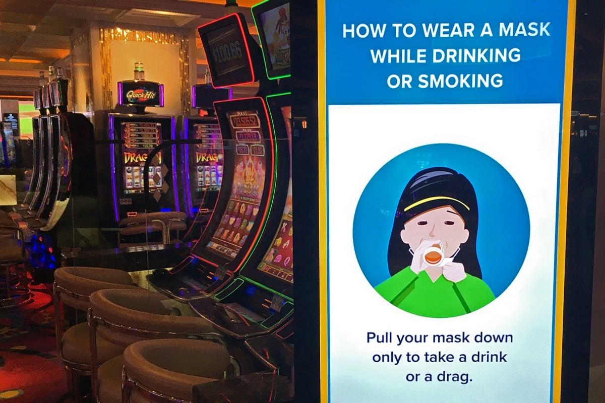 online gaming COVID-19 pandemic gambling