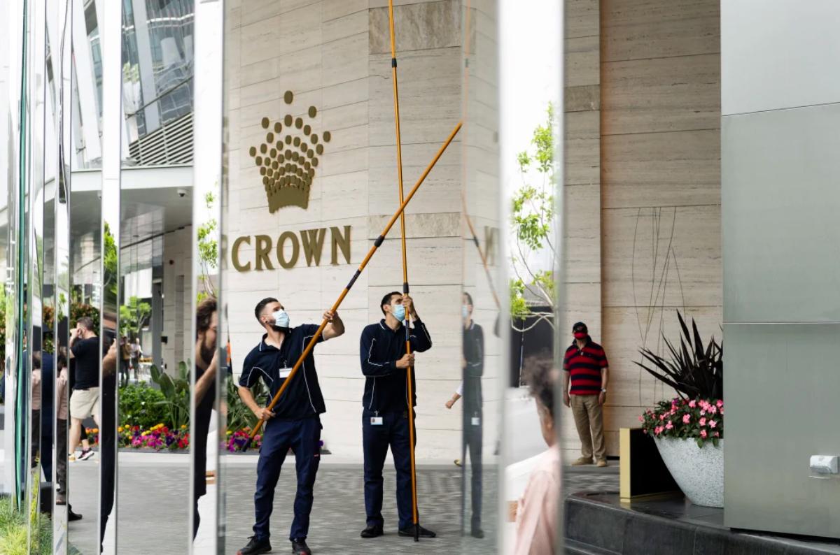 Crown Resorts Sydney casino Australia