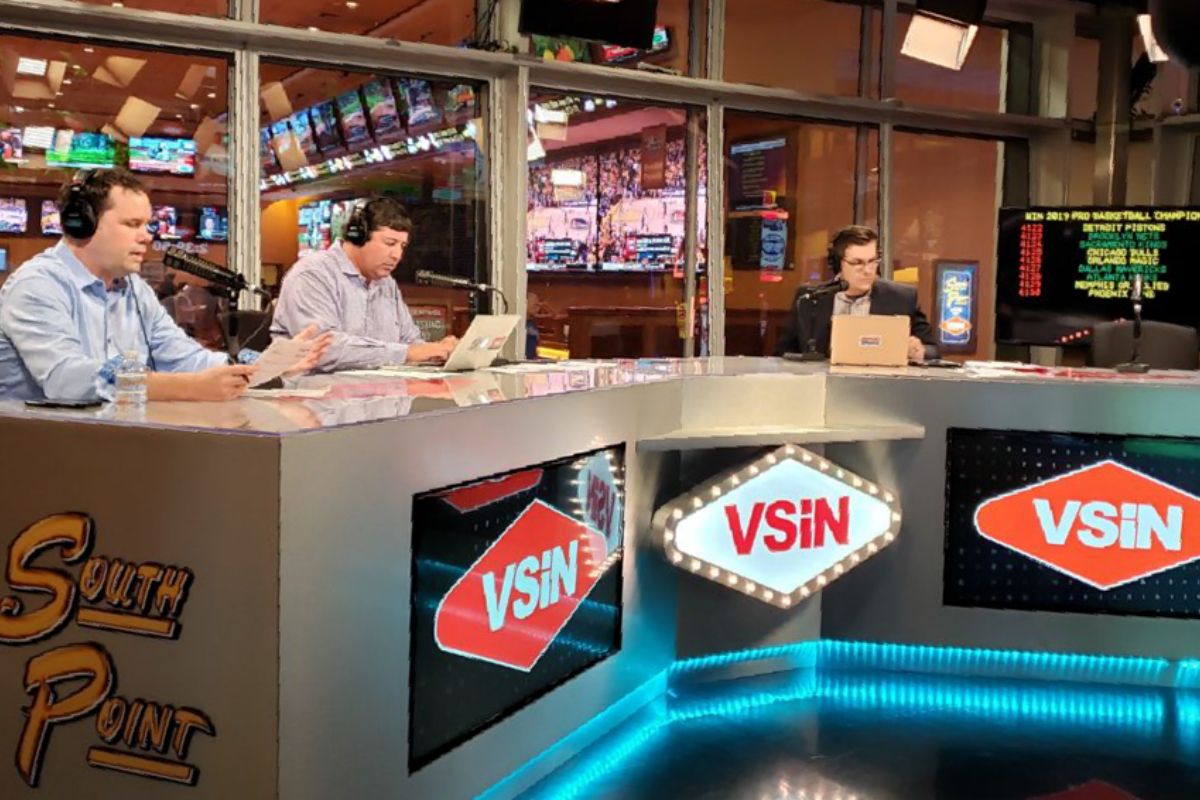 VSiN sports betting iHeartMedia SiriusXM