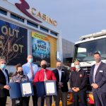Rivers Casino Resort Schenectady EMTs Honored for Reviving Man