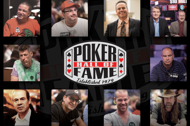 Poker Hall of Fame Finalists