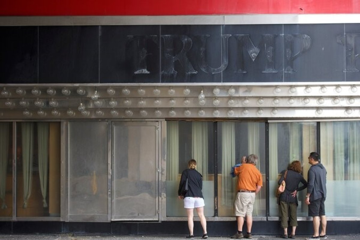 Trump Plaza auction Carl Icahn Atlantic City