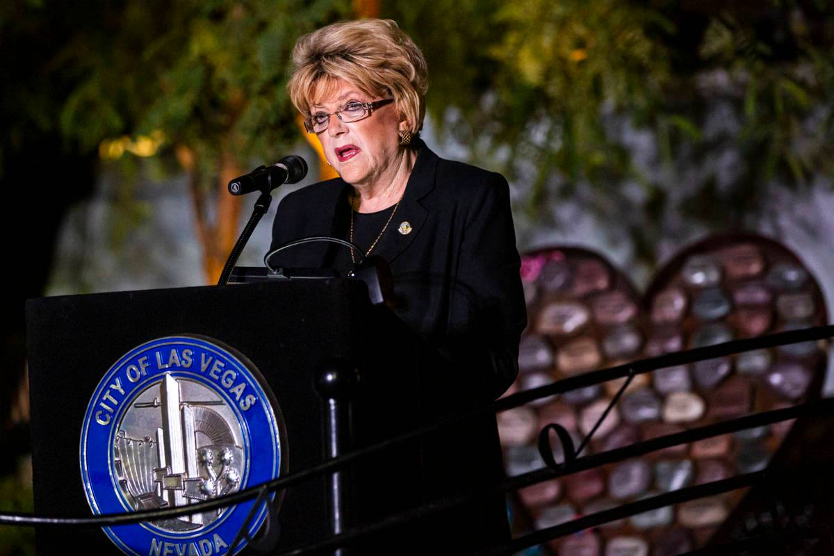 Las Vegas mayor Nevada coronavirus