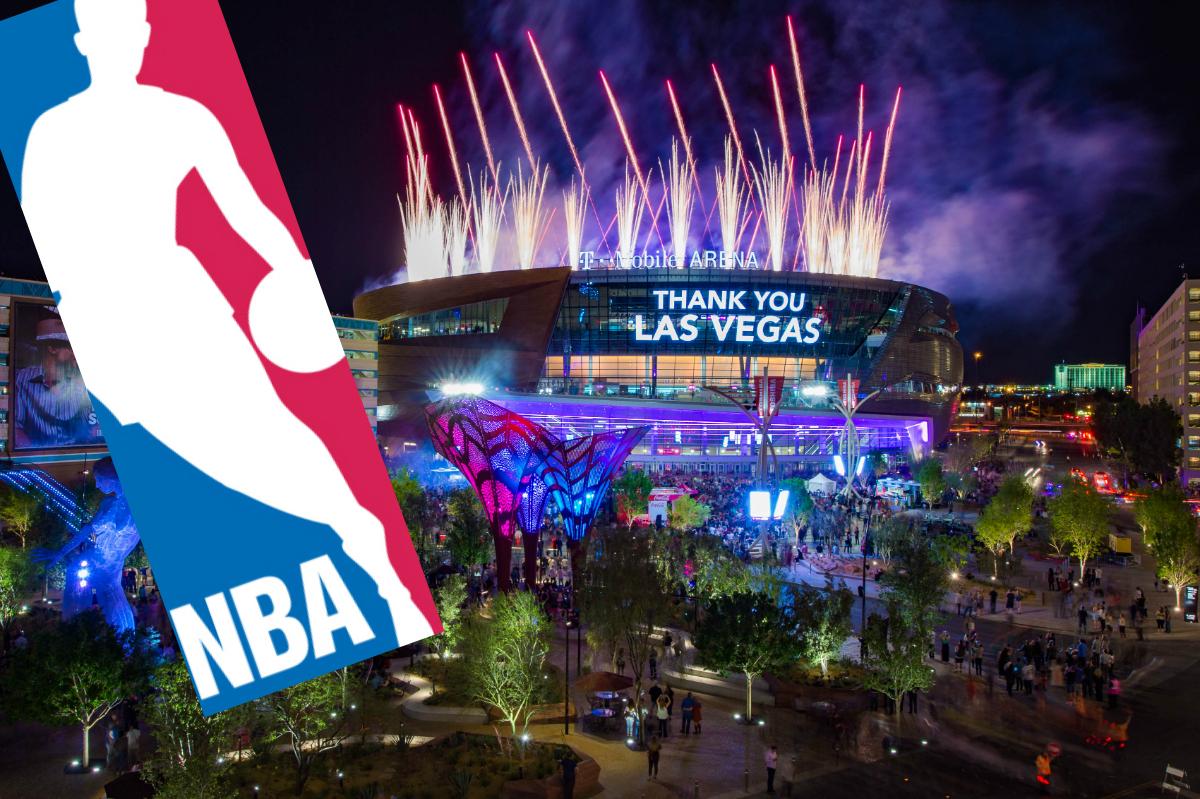 Las Vegas NBA franchise T-Mobile