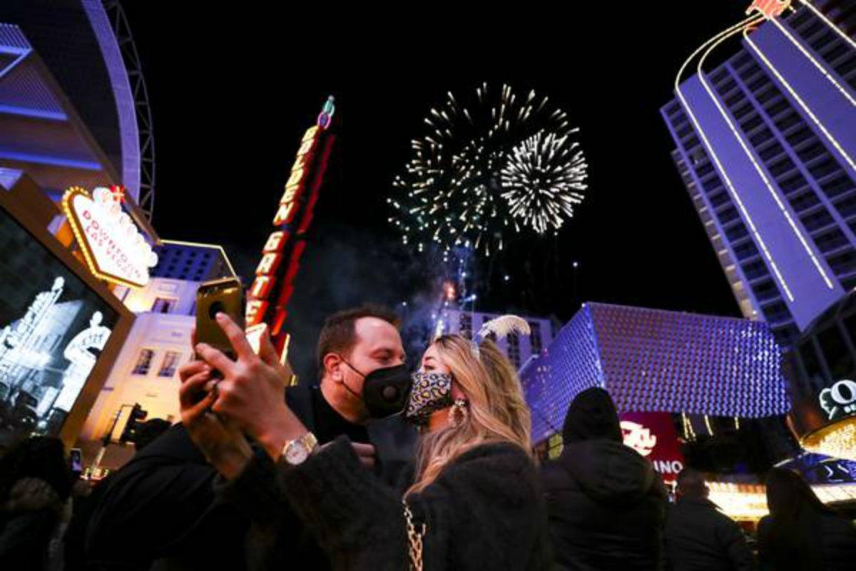 Las Vegas casino revenue Nevada