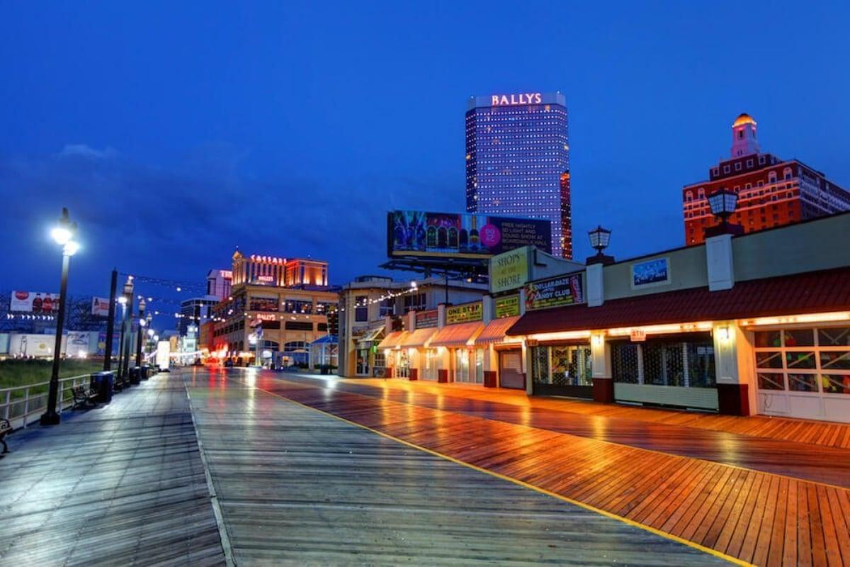 Atlantic City casinos New Jersey