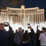 Las Vegas NYE Crowds At Bellagio Should Assume COVID-19 Exposure: Health Expert