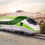 High Speed Victorville, California to Las Vegas Rail Line Targeted for Spring Construction Start