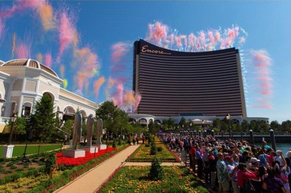 Massachusetts casinos gambling study